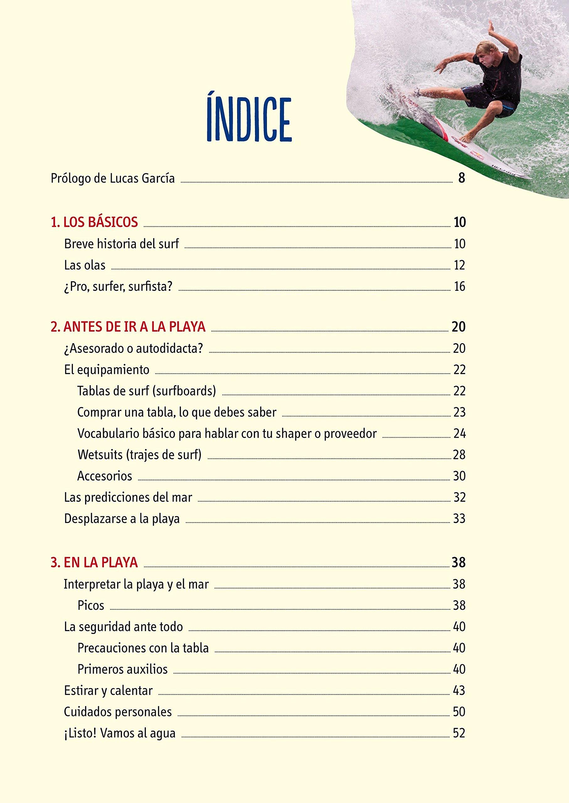 Manual Práctico De Surf: Amazon.es: Piniella Mencía, Zuleyka, Valea Puertas, Alberto, García, Lucas: Libros