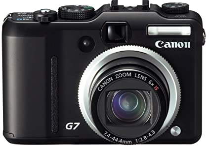 amazon com canon powershot g7 10mp digital camera with 6x image rh amazon com canon powershot g7 x manual canon powershot g7 manual pdf