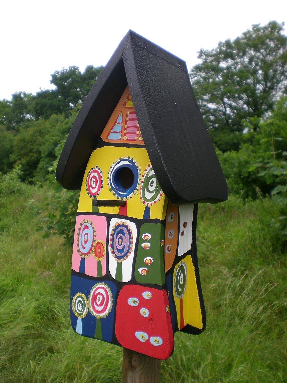 original die vogelvilla nistkasten spezial vogelvillahaus. Black Bedroom Furniture Sets. Home Design Ideas