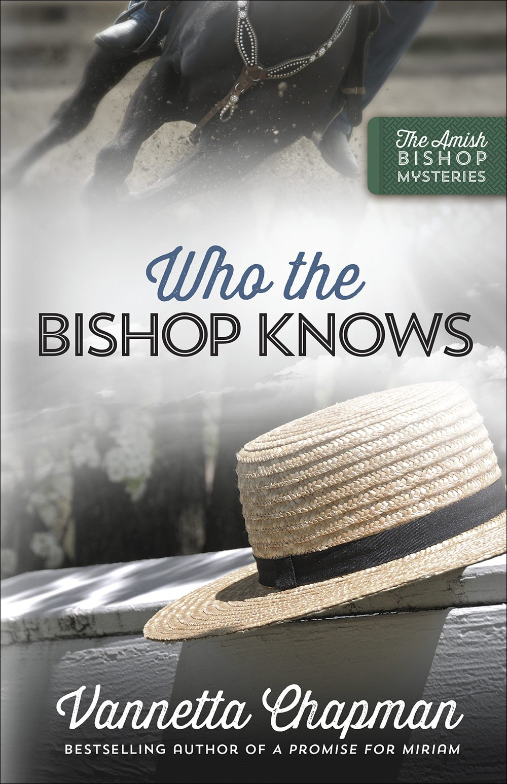Download Who the Bishop Knows (The Amish Bishop Mysteries) PDF