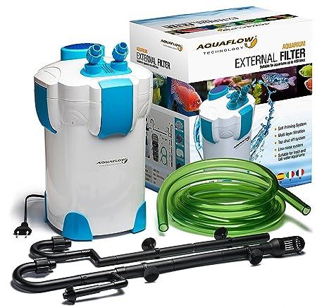 Aquaflow Technology® AEF-303UV Filtro externo 35W 1400L/H CON UV ...