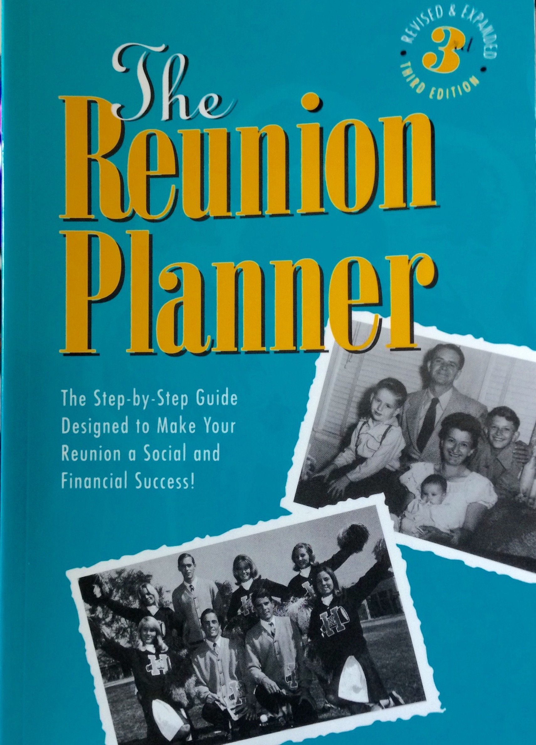 Download The Reunion Planner : The Step By Step Guide Designed to Make Your Reunion a Social and Financial Success! pdf