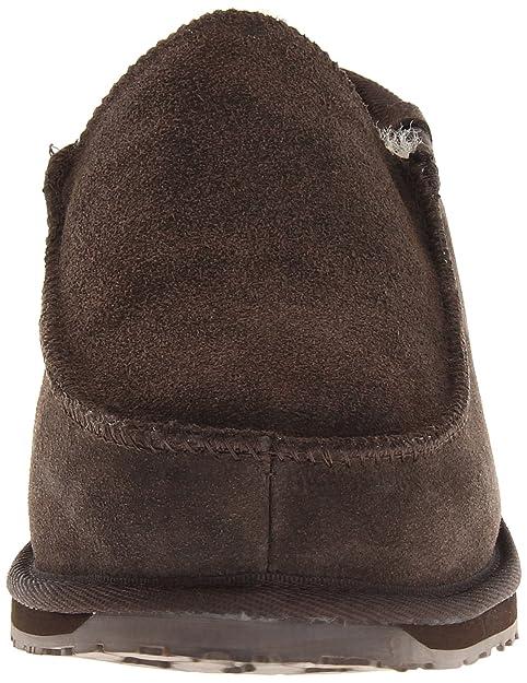 a2845984cf0 Amazon.com   EMU Australia Men's Bubba Slipper, Chocolate, 5 M   Slippers