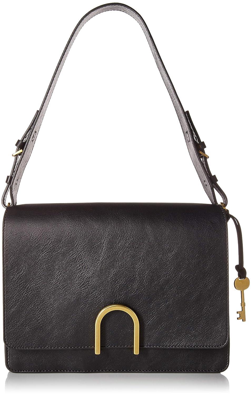 8d2671aa4166 Fossil Finley Shoulder Bag Black  Handbags  Amazon.com
