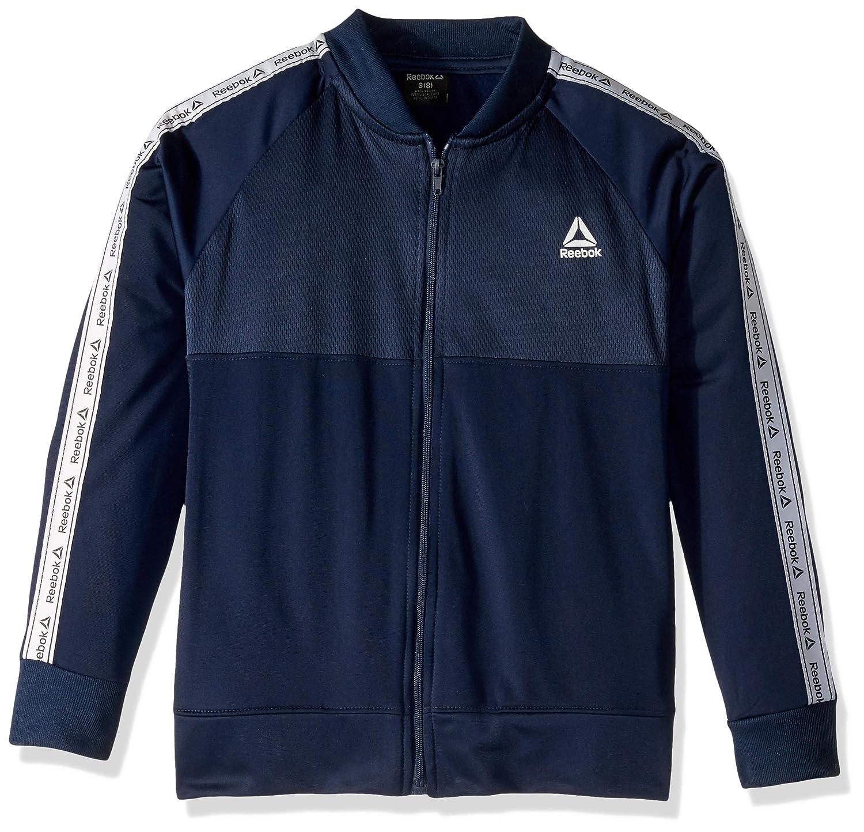 Reebok Boys Big Delta Track Jacket