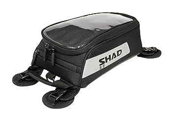 Bolsa de depósito de motocicleta shad