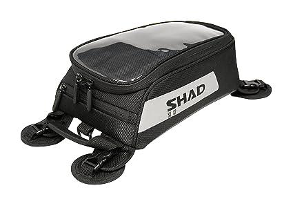SHAD X0SL12M Bolsa Depósito Imanes SL12, Negro