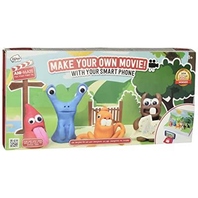 NPW-USA ANI-Mate Clay Animation Movie Maker Kit: Toys & Games