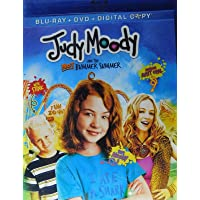 JUDY MOODY and the NOT BUMMER SUMMER (2011) 3-Disc Blu-ray + DVD + Digital Copy