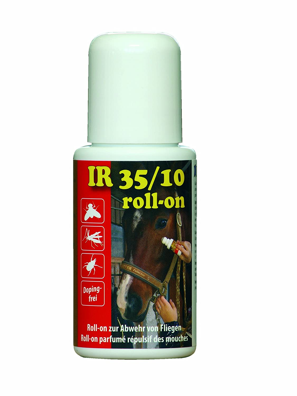 Schopf 302050 Pferde, Fliegenschutz Roll on mit Langzeitwirkung, 80 ml