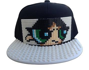 231ca27a1c9 Tri Performance Baseball Cap Hat Kids  Boys Building Block Adjustable Hat