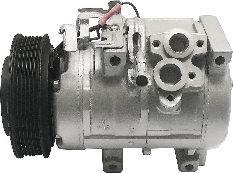A//C Compressor w//Clutch for Toyota Rav4 1998-2000 REMAN