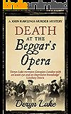 Death at the Beggar's Opera (John Rawlings Book 2)