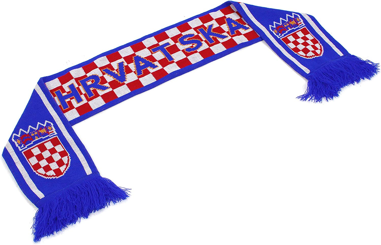 """High End Hats Official Nations Europe Scarf Collection/"""" Double Weave Head Scarf Men Women Euro Soccer National Symbols"""