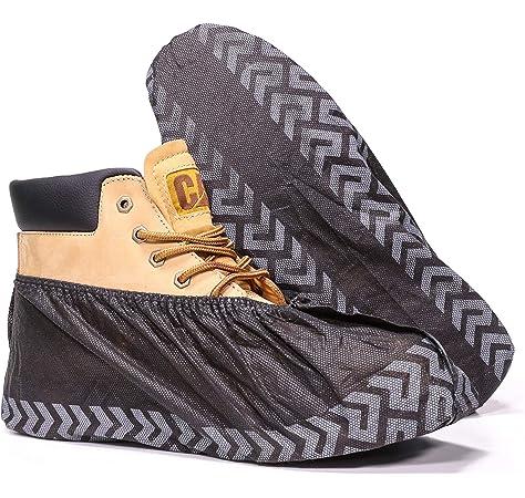 ShuBee Original Shoe Covers, Black (50