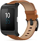 Sony SmartWatch 3 SWR50 (1,6 Zoll LCD-Display, 1,2-GHz-Quad-Core-Prozessor, Android Wear)