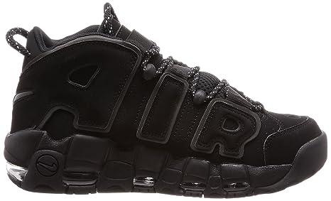 brand new 39a67 d7884 Nike Air More Uptempo Triple schwarz Scottie Pippen 414962–004 US Größe  10,5 Amazon.de Sport  Freizeit