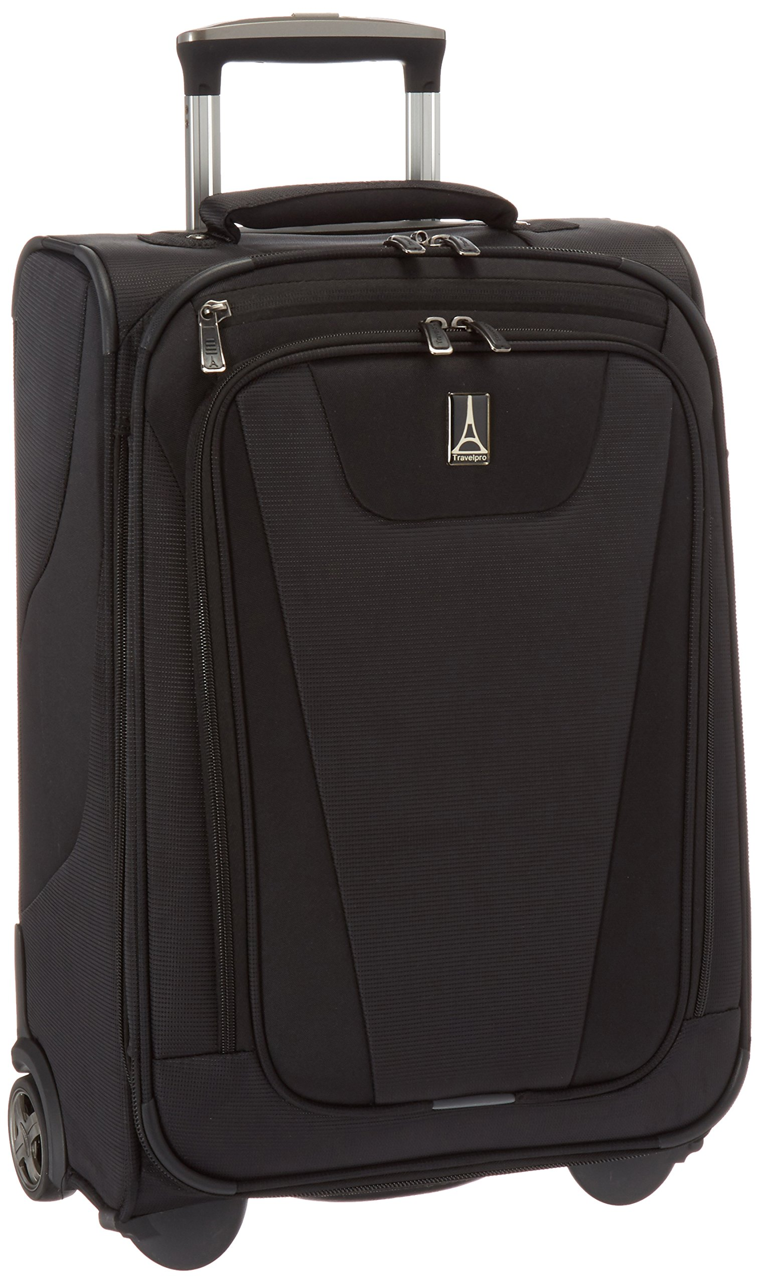 Travelpro Maxlite 4 22'' Expandable Rollaboard Suitcase, Black