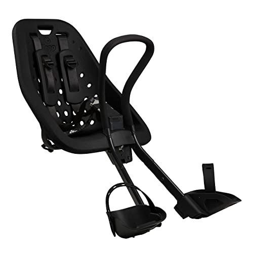 Thule Yepp Mini Bicycle Child Seat, Black