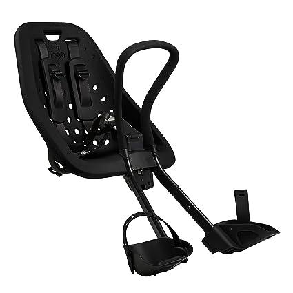 Amazon Com Thule Yepp Mini Bicycle Child Seat Black Bike Child