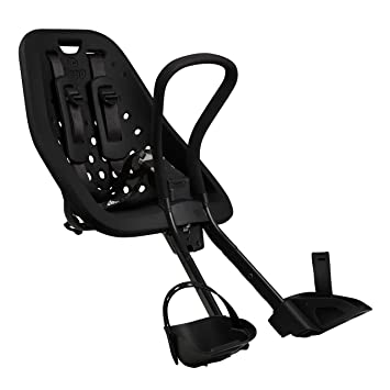 Yepp Mini - Silla Infantil para Bicicleta Negro Negro Talla:n/a: Amazon.es: Deportes y aire libre