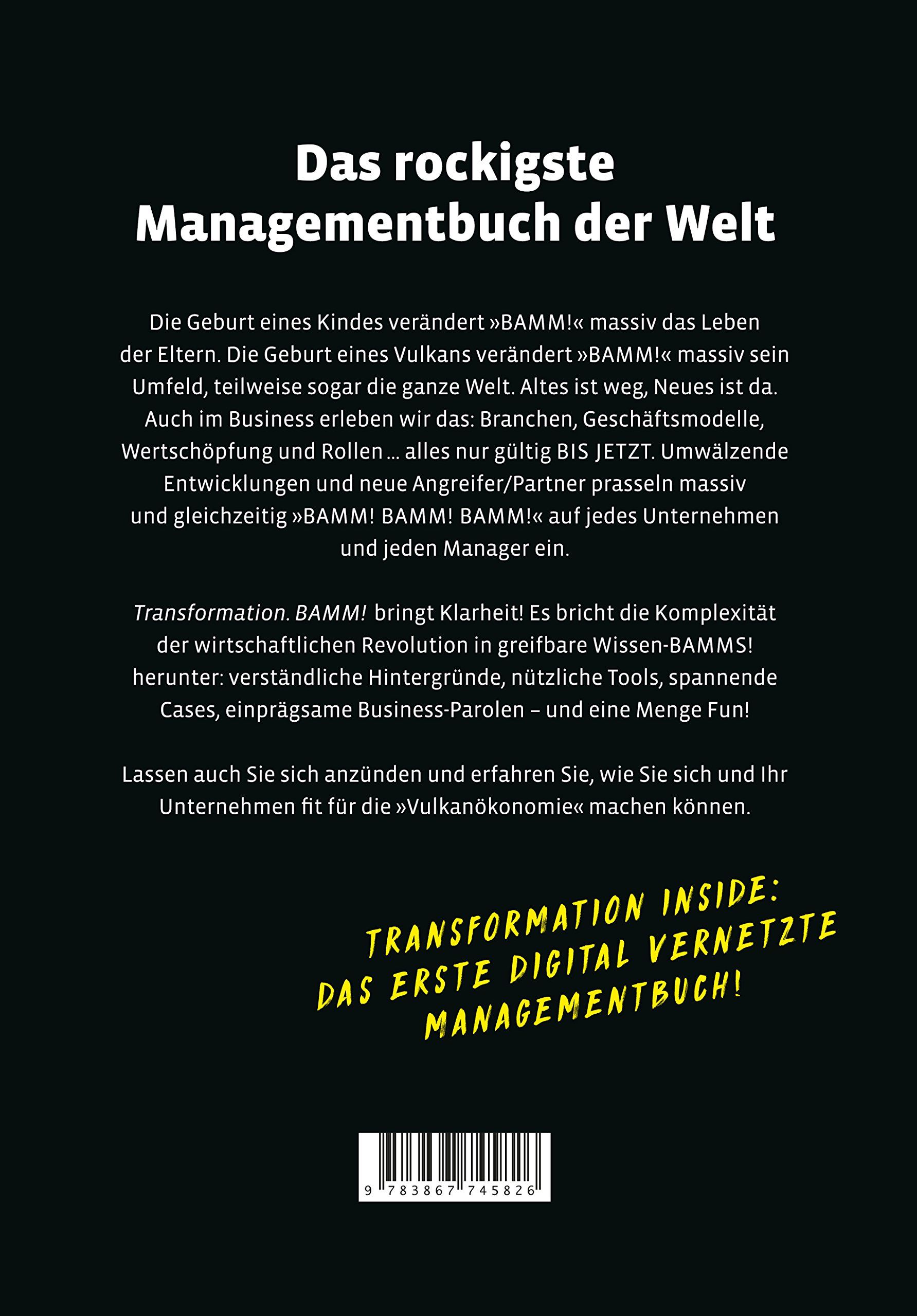 Transformation. Bamm!: Dietmar Dahmen: 9783867745826: Amazon.com ...