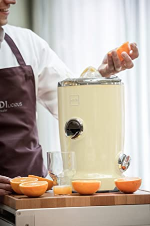 santos orange juicer machine