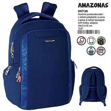 Amazon.com : Perona Amazonas Adaptable Laptop Backpack 43cm : Office Products
