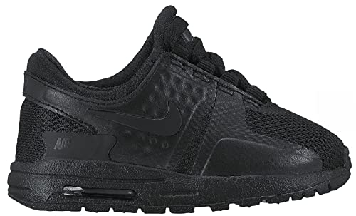 pretty nice 21a37 6099a Image Unavailable. Image not available for. Color  881227-006 KIDS TODDLER  AIR MAX ZERO ESSENTIAL TD NIKE BLACK