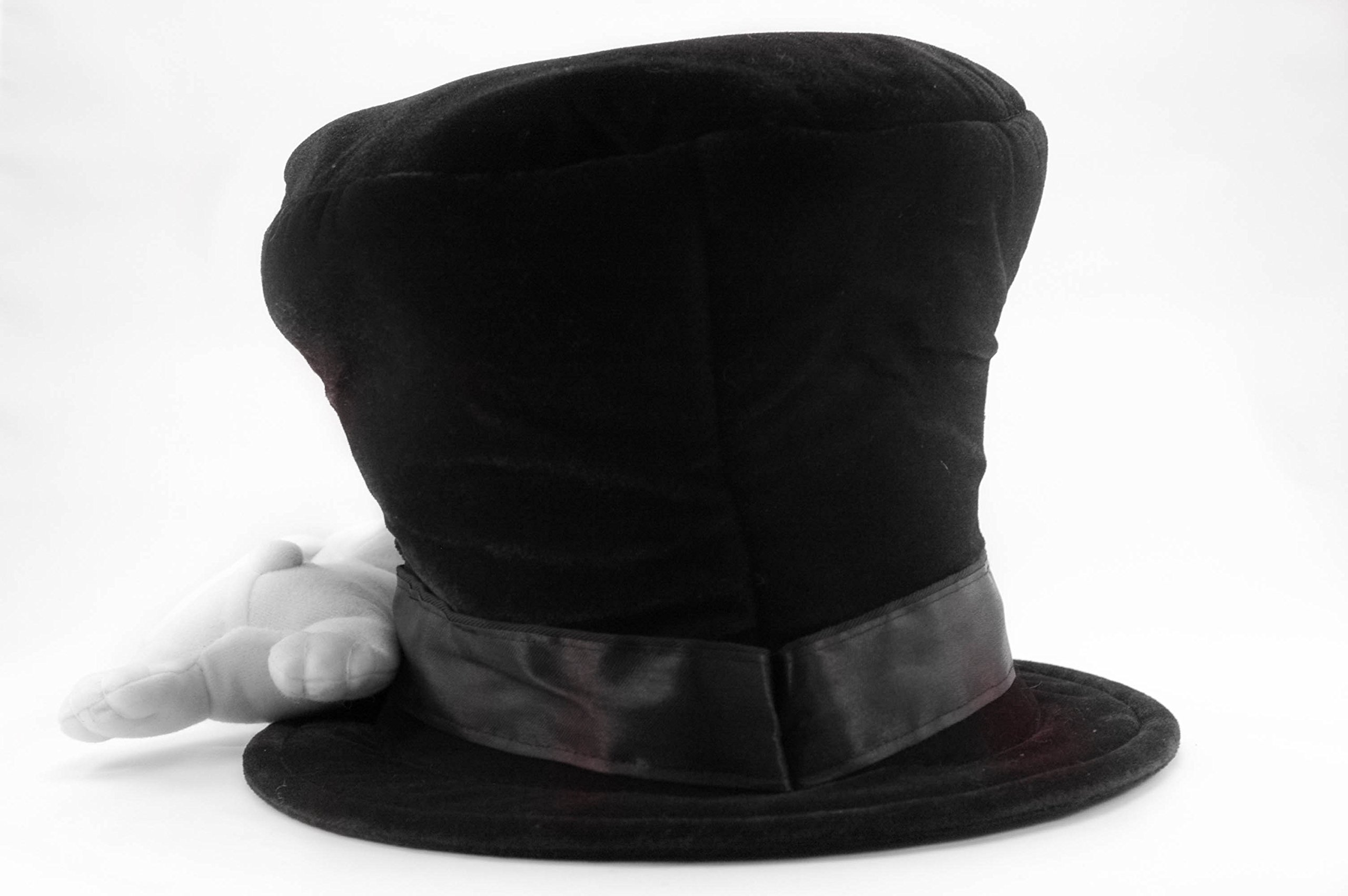 elope Magician Hat with Rabbit for Teens and Adults by elope (Image #2)