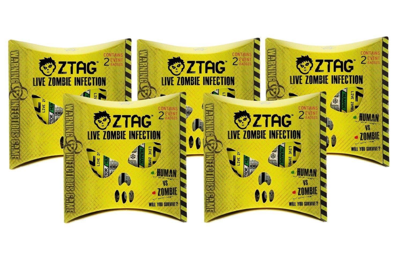 今季ブランド ztag- Aライブアクション 'タグ付け'、ゾンビゲームのテーマno contact tag-インタラクティブLEDスマートバッジDo B073R18K6T The Pack 'タグ付け' 10 Player Pack 19257x5 10 Player Pack B073R18K6T, アンパチチョウ:0e4d4e65 --- mcrisartesanato.com.br