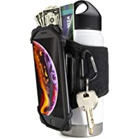 Gym Water Bottle Caddy - The Premier Water Bottle Strap fits 18 to 40oz gym bottles, Water Bottle Accessory for Women…