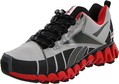 new concept 8dc36 ae764 Reebok Men s Premier Zig Wild TR-M, Carbon Grey Black Red
