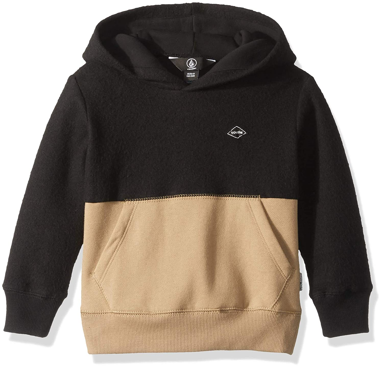 Volcom Little Boys' Single Stone Sub Division Pullover Hooded Sweatshirt