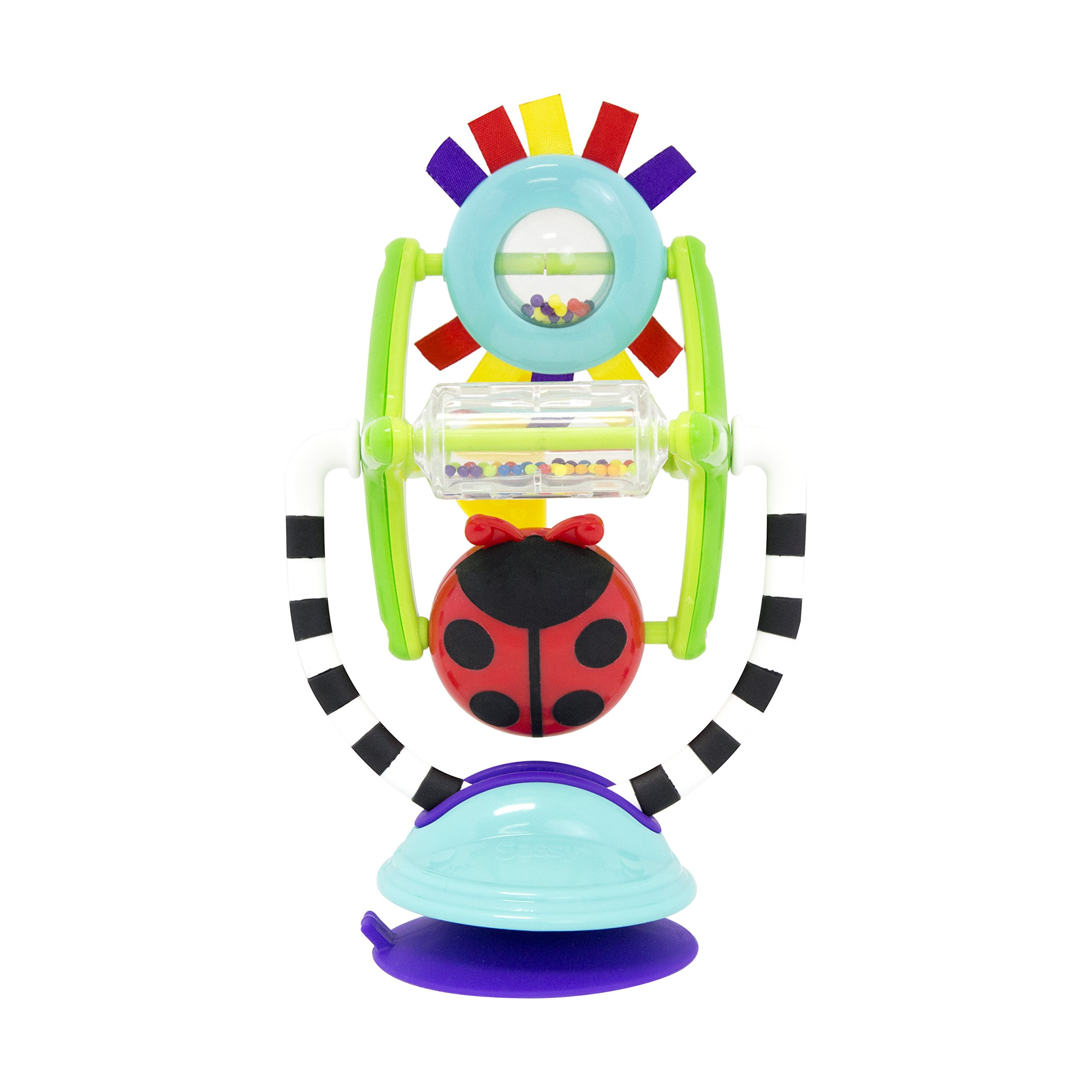 Sassy Sensation Station Suction Toy