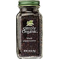 Simply Organic - 黑干胡椒 - 2.65盎司