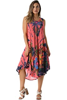 6f86daf5c325 Riviera Sun Fringe Dress Summer Dresses at Amazon Women s Clothing ...