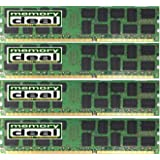 64GB (4 X 16GB) Memory Upgrade Kit for Mac Pro 2013 PC3-14900 DDR3 ECC Registered 1866MHz 240 Pin