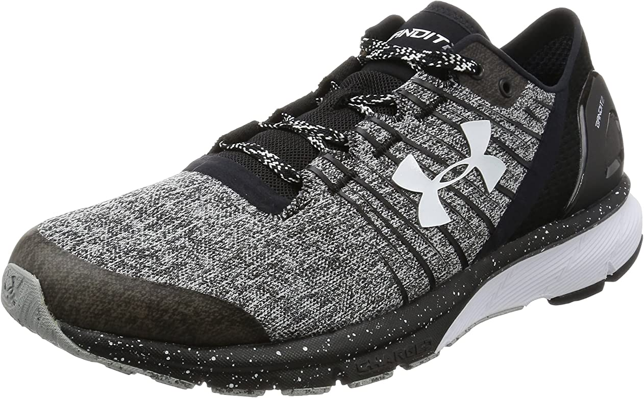 Under Armour - Zapatillas para correr Charged Bandit 2 para hombres: Amazon.es: Zapatos y complementos