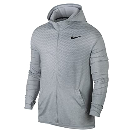 1e22754baa4d Image Unavailable. Image not available for. Color  Nike Men s Ultimate Dri- FIT Lightweight Full Zip Hoodie Jacket ...