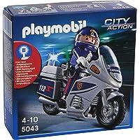 PLAYMOBIL 5043 - Moto dei Carabinieri