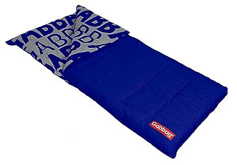 Saco de dormir infantil Fish techo modelo – Azul – Algodón