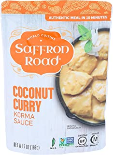 product image for Saffron Road Korma Simmer Sauce 7oz