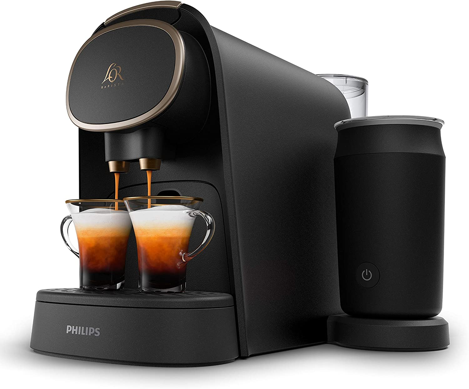 Análisis Philips L´OR Barista