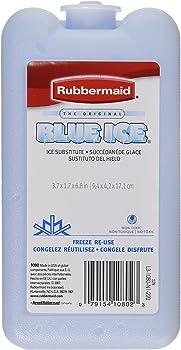 Rubbermaid FG1080TL220 Blue Ice Brand Block