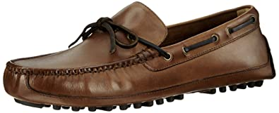 b12601f35a4 Cole Haan Men s Grant Canoe Camp Mocassin Slip-On Loafer