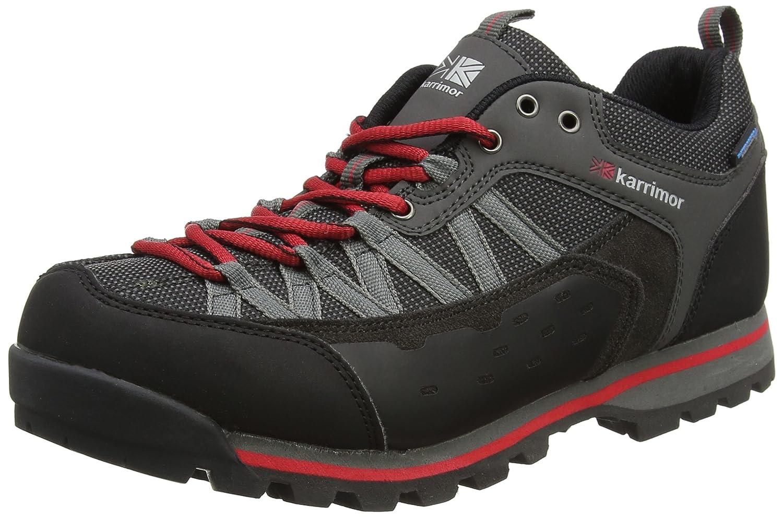 Bodmin Low Sport Weathertite, Zapatillas de Senderismo para Hombre, Negro (Black), 47 EU Karrimor
