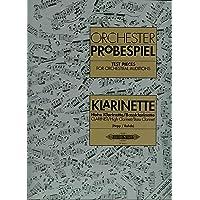 Repertorio Orquestal - Orchester Probenspiel (Test Pieces)
