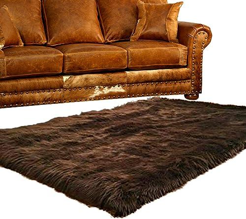 Fur Accents Faux Fur Area Rug Review