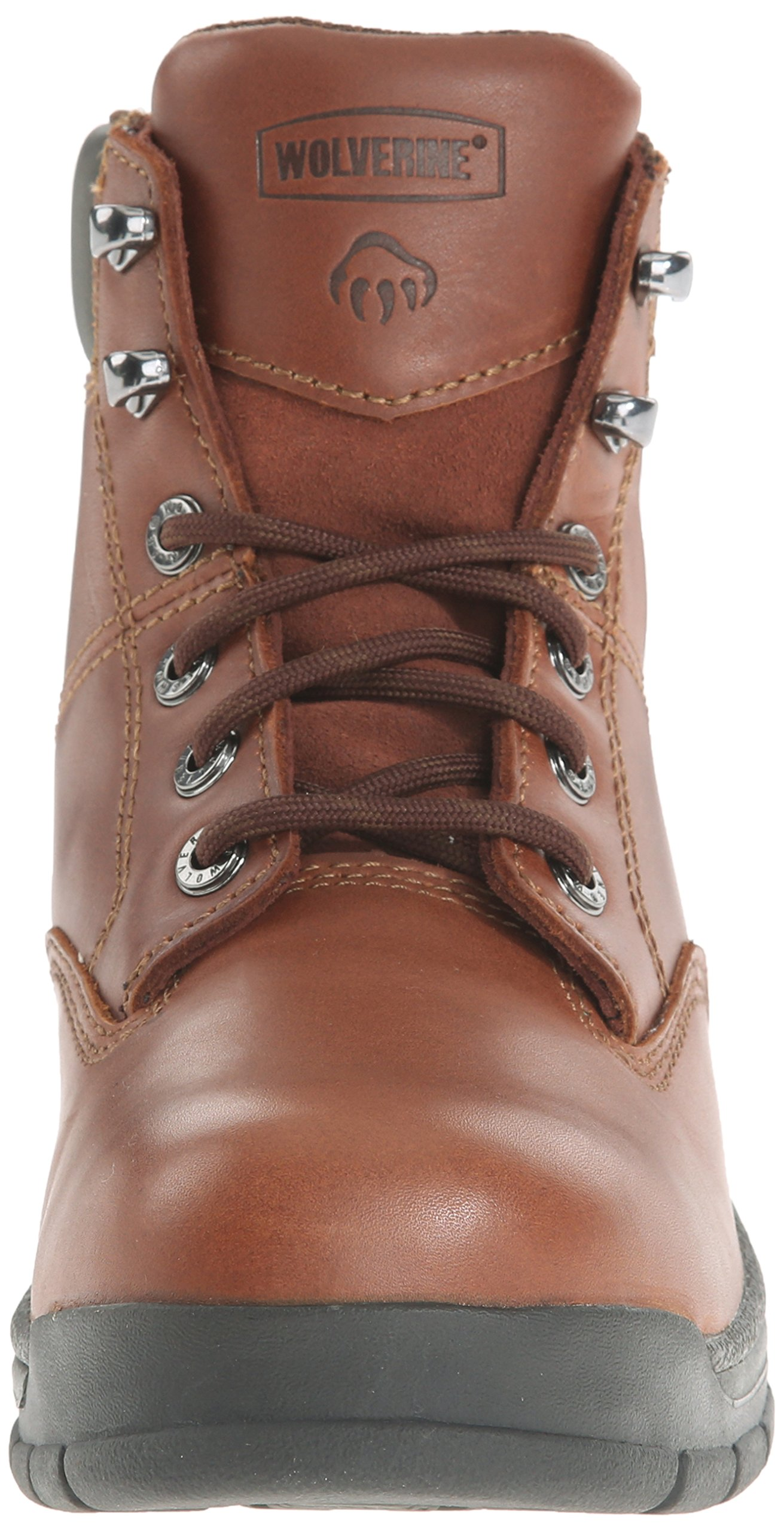 Wolverine Women's Harrison WMS 6'' LACE UP-W, Brown, 10 M US by Wolverine (Image #4)